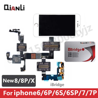 Qianli Ibridge Fpc Test Cable Motherboard Pin Resistance Voltage Signal Test Extension Line For Iphone 6 6s 7 7p 8 8p X Repair|Hand Tool Sets| |  -