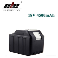 4000mAh New Rechargeable Li Ion Replacement Power Tool Battery For Makita 18V BL1830 BL1840 LXT400 BL1815
