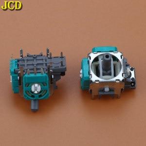 Image 5 - JCD 1Pcs Original 3D Analog Joystick Sensor Module For Nintend Switch NS Pro controller Joypad Replacement