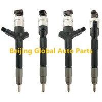 Качество инжектор 095000 5600 с OEM No.1465A041 1465A247 для Mitsubishi L200 2,5 сделал