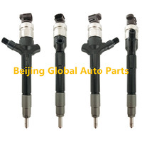 China Brand New Injector 095000 5600 with OEM No.1465A041 1465A247 for M itsubishi L200