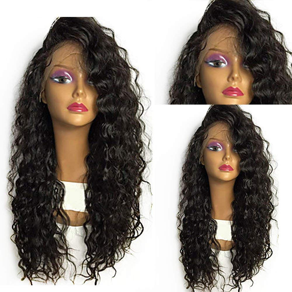 Fantasy Beauty Lace Front Wig Synthetic Wigs Loose Curly Heat Resistant Hair Curly Wig Synthetic Hair