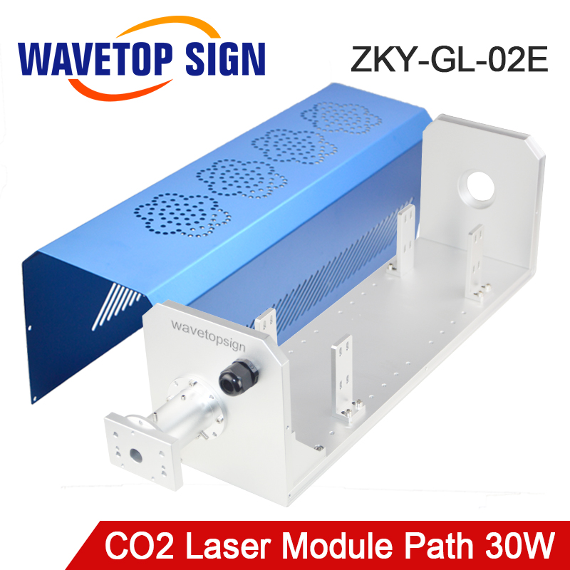 WaveTopSign CO2 Laser Module Path Machinery Parts Synrad Vi30 30W Laser Path
