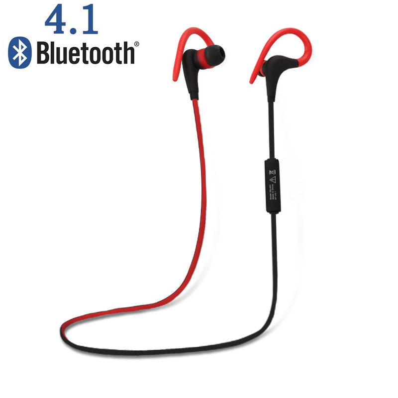 earphone review 2016 best original sport bluetooth v4 1 headset wireless earphones stereo. Black Bedroom Furniture Sets. Home Design Ideas