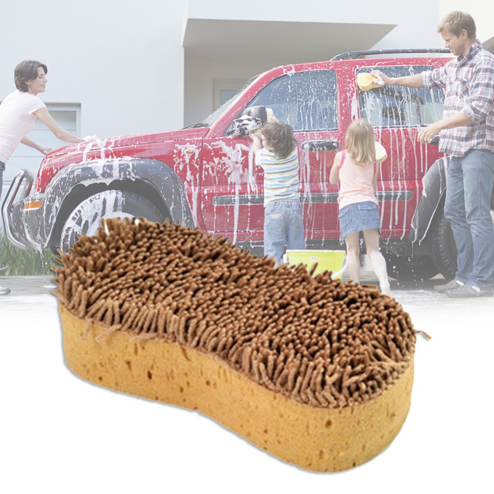 Car Wash Sponges Washing Block For Washer & Cleaning Anti-Scratch Car Cleaning Washing Sponge Car Cleaning Care Tools