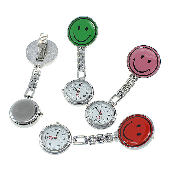 2017 High Quality Brand Popular Style Women Cute Smiling Faces Nurses Watches Br