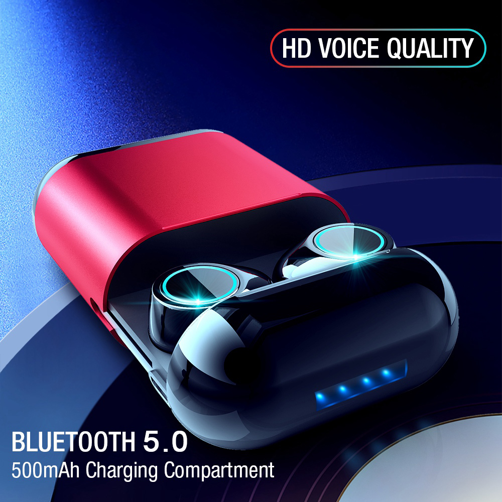 Mini Sport Wireless Headphones Bluetooth Earphones Headsets TWS 5 0 Earbuds Earphone For Apple Samsung phone