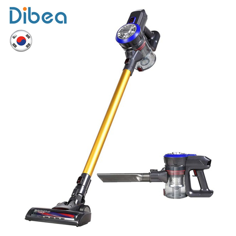 Dibea V008 Pro 2-In-1 Cordless Handheld Stick Vacuum Cleaner Dust 17KPa Suction