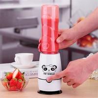 220V Mini 600ML Portable Automatic Electric Fruit Juicer Multifunction Healthy Bottle Juicer Cup Mixer Blender