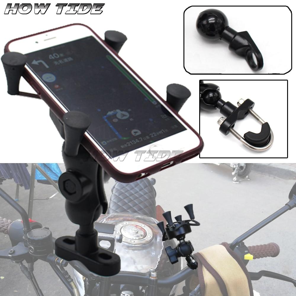 Ducati Multistrada 1200 GPS Handlebar Clamp 2010-2014