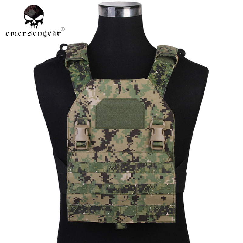 emersongear Men Nylon Material Padded Baldric Tactical Vests Military Hunting Vest 5 Different  Colors EM7328