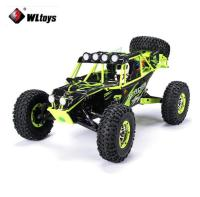 WLtoys 10428 1:10 RC Car 2.4G 4WD Electric Brushed Rock Crawler RTR SUV Remote Control Off road veicoli Model Toy Vehicles