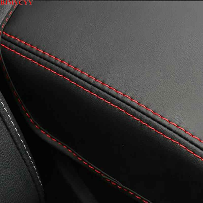 Carro-styling BJMYCYY guarnição Interior para automóvel caso decorativo manga braço Para Volkswagen/Vw T-ROC T ROC TROC acessórios