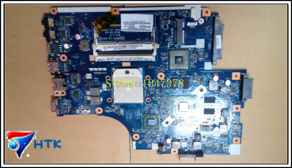 Wholesale LAPTOP MOTHERBOARD FOR ACER ASPIRE 5551 / 5552  MBWM602001 LA-5911P  100% Work Perfect