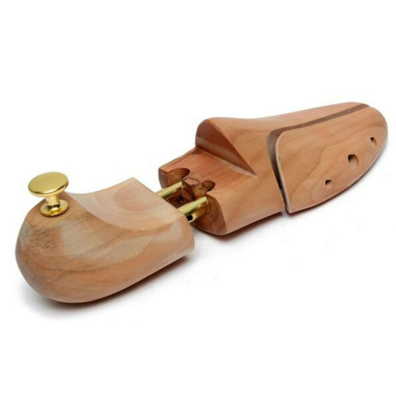 Image 3 - High Quality Superba wood shoe trees 1 Pair Wooden Shoes Tree Stretcher Shaper Keeper EU 35 46/US 5 12/UK 3 11.5-in Shoe Trees from Shoes