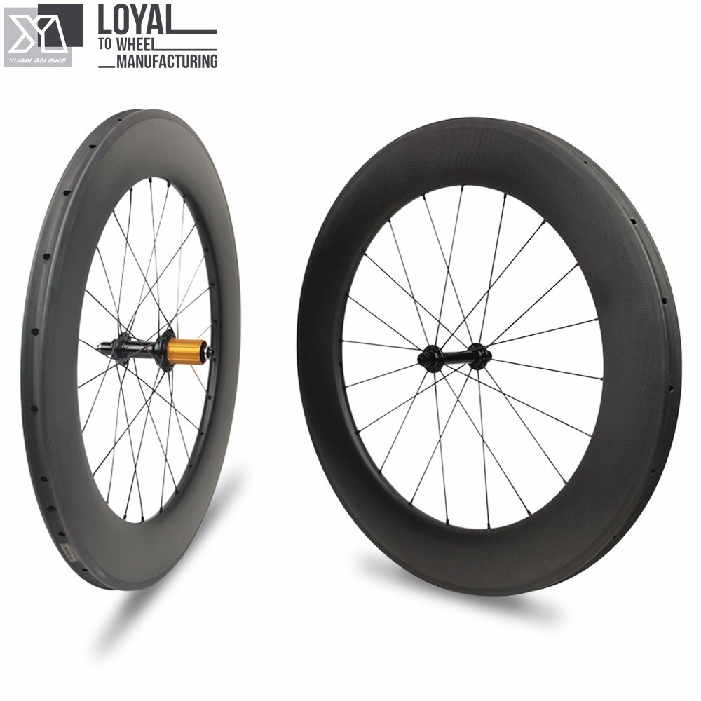DT SWISS 240s Hub Carbon Road Bike Wheelsets 25mm Width 88mm Depth Clincher Rims With Pillar 1432 Spoke carbon wheels 700c 88mm depth 25mm bicycle bike rims 3k ud glossy matte road bicycles rims customize carbon rims