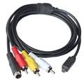 10 PIN для Svideo AV RCA цифровой кабель видеокамеры для sony DV - фото