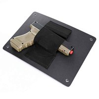 Concealed Vehicle Car Pistol Holster Mount Seat Door Closet Quick Access Handgun Holder For Vehicle And