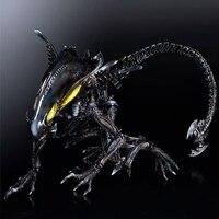28 cm Zagraj Arts Kai Figurka Ruchoma Aliens vs Predator-Requiem PVC Action Figure Zabawki Lalki Dla Dzieci Dorosłych Kolekcja Model prezent