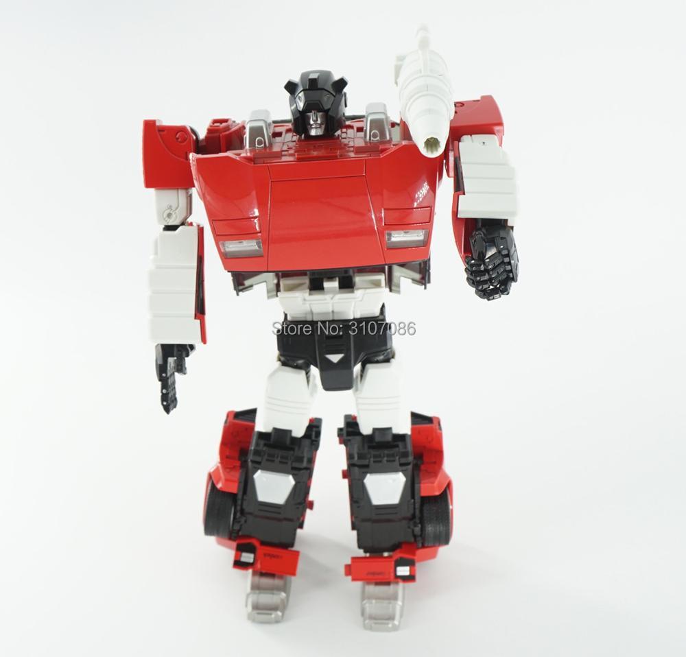 G1 Transformation Oversize Sideswipe MP12 MP 12 MPF 12 1:18 โหมดรถล้อแม็ก Action Figure หุ่นยนต์ของเล่น-ใน ฟิกเกอร์แอคชันและของเล่น จาก ของเล่นและงานอดิเรก บน   1