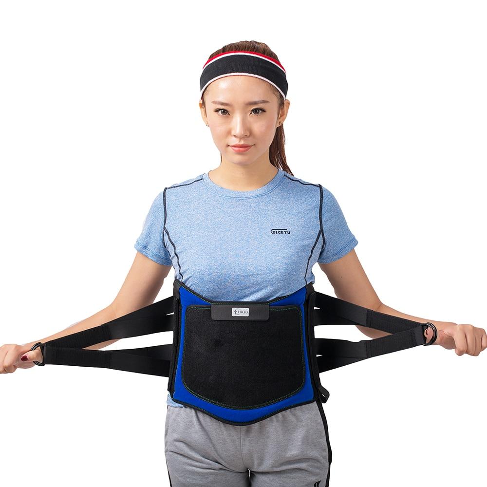 American Style Lumbar Sacral Back Brace Lumbosacral Corset Spinal Orthosis Support Belt LSO Brace lso 991 корсет