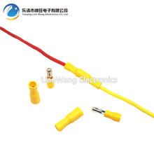 100PCS/LOT Insulation tube for insulated terminals wires FRD(MPD)5-195 insulation crimp terminal connector aislamiento