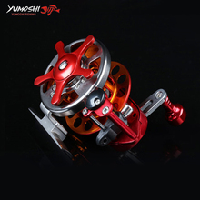 NEW 4000-6000 Metal fishing Reel 4+1BB 3: 1 Ratio Precision Design Fishing Reel Feel Comfortable Save Effort Fishing Reel