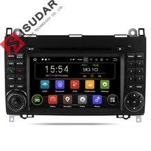 Isudar Car Multimedia Player GPS Android 7 1 2 Din DVD Automotivo For Mercedes Benz Sprinter