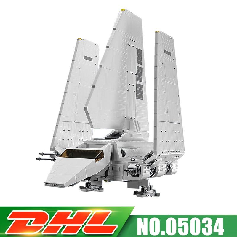 Fit For 10212 LEPIN 05034 2503Pcs 2017 New UCS Imperial Shuttle  Model Kits Building Blocks Bricks Gift Toy MOC giudi 10212 a col 15