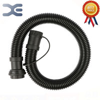High Quality Industrial Vacuum Cleaner Accessories Outlet Pipe Vacuum Cleaner Drain Pipe AS60 80 Water Pump
