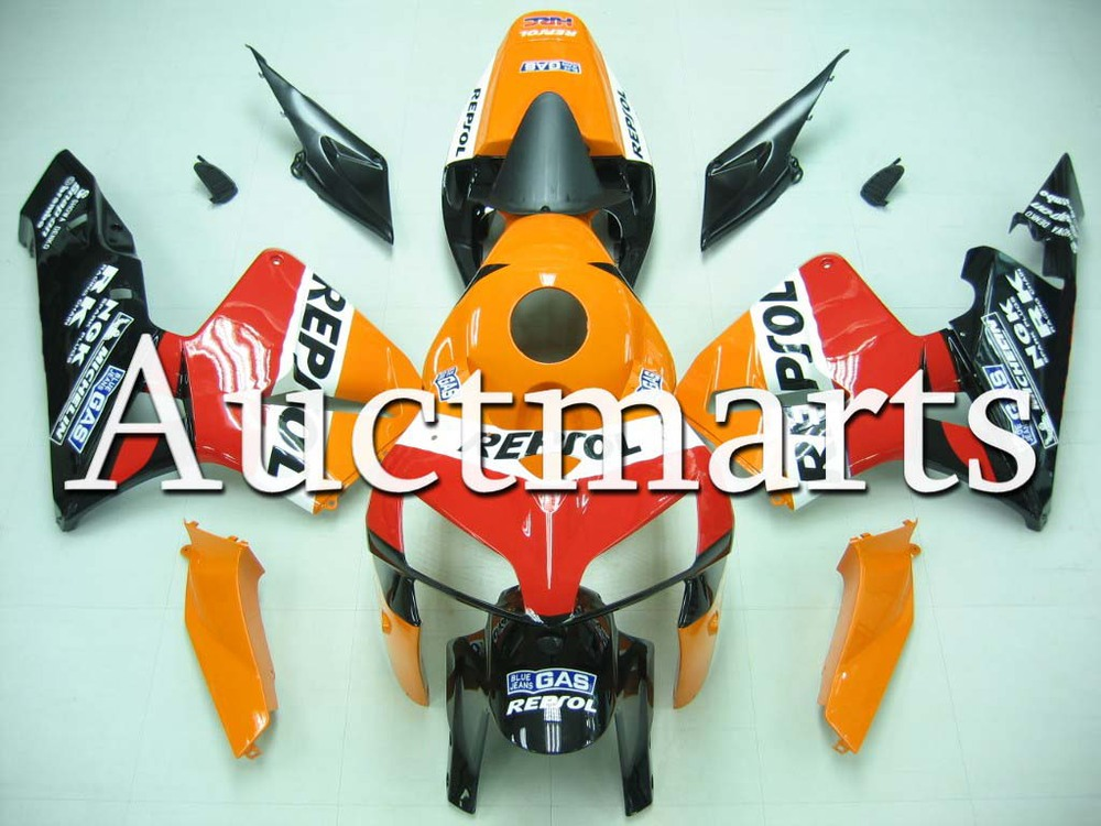 For Honda CBR 600 RR 2005 2006 Injection  ABS Plastic motorcycle Fairing Kit Bodywork CBR 600RR 05 06 CBR600 RR C116 fit for honda cbr 600 f4i 2004 2005 2006 2007 injection abs plastic motorcycle fairing kit bodywork cbr600 f4i cbr600f4i cb31