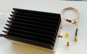 Image 3 - NEUE 433 MHZ RF power verstärker digital verstärker U abschnitt walkie talkie verstärker 40 W