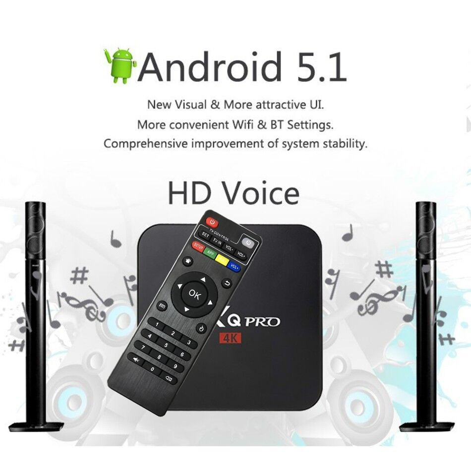 how to set time on mxq android box