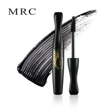 MRC Waterproof 3D Curling Mascara Long Black Volume Eyelashes Extension Brush Makeup