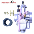 34mm PZ34 OKO PWK Performance Carburetor Carburador with Power Jet for ATV Quad Dirt Bike Scooter