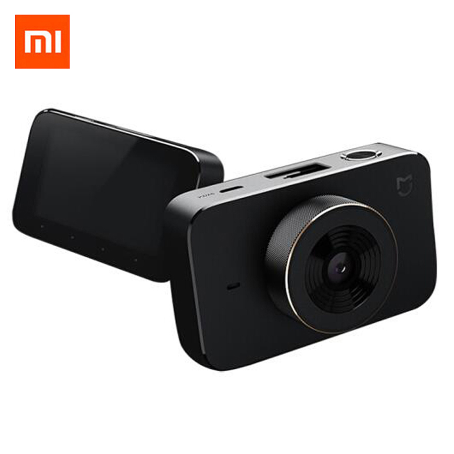 Original Xiaomi Mijia Car Recorder Smart DVR Carcorder F1.8 1080P 160 Degree Wide Angle 3 Inch HD Screen Carcorder Car Recorder(China)
