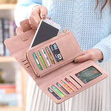Women's Fashion Wallet And Card Holder Female Clutch