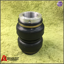 SN142187BL2-H/H Airlift 5813 hollow Double convolut rubber airspring/airbag shock absorber/pneumatic part/air suspension
