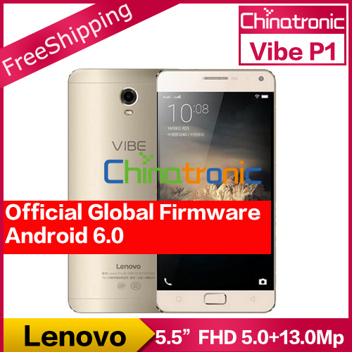 US $279 99  Original Lenovo Vibe P1 Prime P1C72 4G FDD LTE Android Mobile  Phone Octa core Dual SIM 5 5