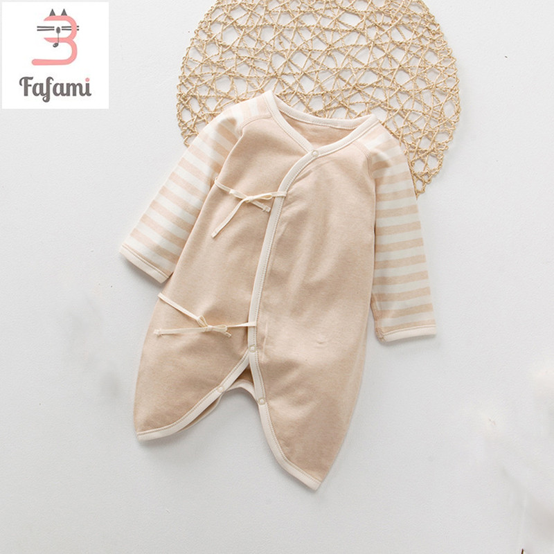 Baby Rompers Organic Cotton Newborn Cute Baby Clothes Babies Girl Romper Bebe Boy Baby Clothing Children jumpsuit spring summer цена