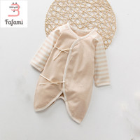 Baby Rompers Organic Cotton Newborn Cute Baby Clothes Babies Girl Romper Bebe Boy Baby Clothing Children jumpsuit spring summer