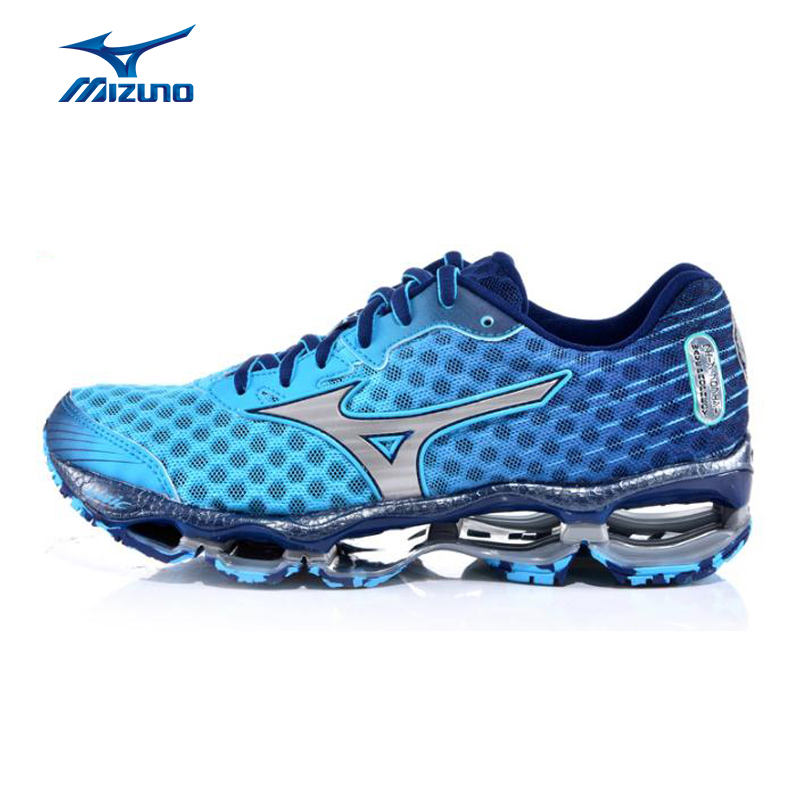 MIZUNO Women PROPHECY 4 Breathable Light Weight Cushioning ...