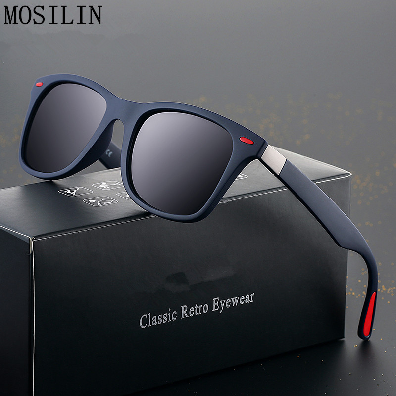 120d7b090974 Detail Feedback Questions about New Sunglasses Men Polarized Sunglasses Men Driving  Mirrors Coating Points Black Frame Eyewear Male Sun Glasses UV400 on ...