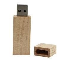 Free shipping 4GB/8GB/16GB Wood u disk USB 2.0 Flash pen drive memory card car key