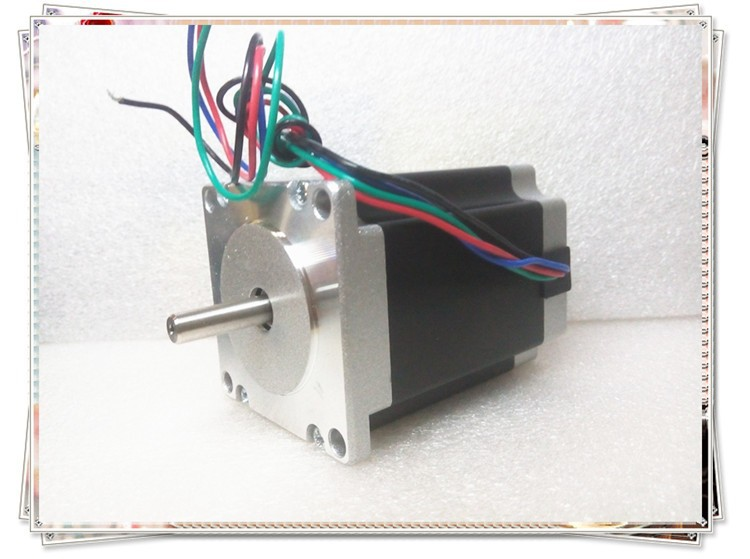 1PCS NEMA23, JK57HS76-3004 57BYGH 57mm Hybrid Stepping Motor 1.8N.m 1.8 degree 10w 24v 2 phase stepper motor Free shipping цены онлайн