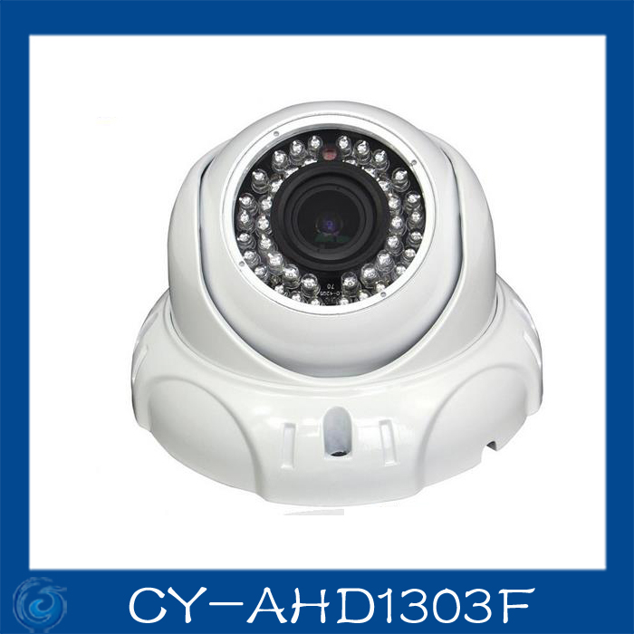 AHD camera 2.0MP metal dome cameras 2.8-12mm lens camera waterproof night vision IR cut filter 1/3 Surveillance home.CY-AHD1303F 4 in 1 ir high speed dome camera ahd tvi cvi cvbs 1080p output ir night vision 150m ptz dome camera with wiper