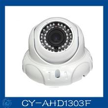 AHD camera 2.0MP metal dome cameras 2.8-12mm lens camera waterproof night vision IR cut filter 1/3 serveillance home.CY-AHD1303F