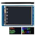 Смарт-модуль для Arduino UNO R3 / Nano/Mega2560, с сенсорным ЖК-экраном 320*240 TFT 2,4 дюйма