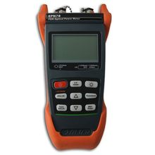 1310nm /1490 nm / 1550 nm PON Optical Power Meter With VFL Laser 10mW VD-EPN70V-10 For FTTH / FTTx Fiber Optic Test Tools(China)
