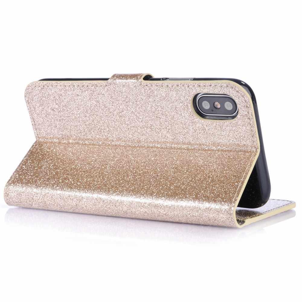 Чехол KISS, модный кожаный чехол для телефона, для samsung Galaxy A50, A70, A7, A9, 2018, откидная крышка для samsung S10, S9, S8 Plus, S7, S6 Edge, Funda